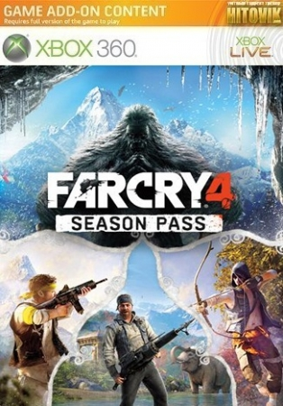 Far Cry 4 DLC Unlock Mission and Weapons