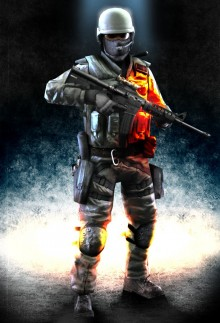 Counter Strike Source Battlefield [4]