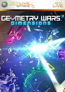 Geometry Wars 3: Dimensions (XBLA)