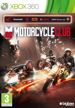 Motorcycle Club [2014/ENG]