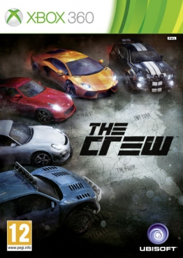 The Crew (Region Free/RUSSOUND)