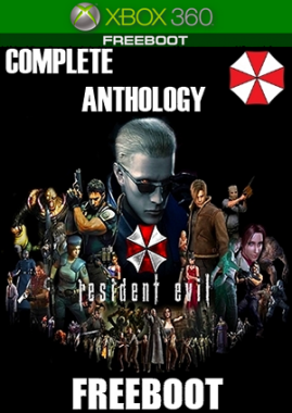 Resident Evil Complete Anthology (GOD Фрибут / RUS / RUSSOUND)