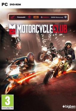 Motorcycle Club (ENG) [L] CODEX