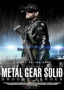 Metal Gear Solid V Ground Zeroes (PC/2014/RUSMulti)