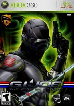 G.I.Joe The Rise of Cobra (RUS)