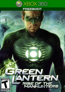 Green Lantern (GoD/Freeboot/Rus)