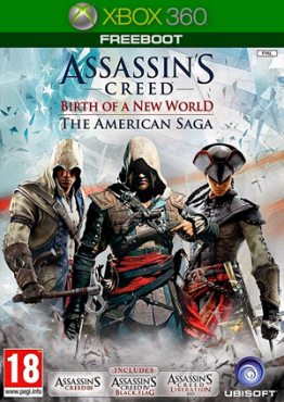 Assassin's Creed: Birth of a New World The American Saga RUSSOUND