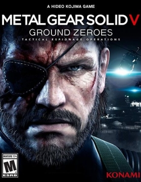 Metal Gear Solid V: Ground Zeroes (PC|RUS|2014) [L]