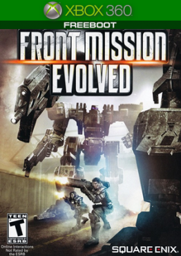 Front Mission Evolved (FreeBoot / Rus)