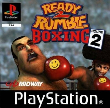 Ready 2 Rumble Boxing (PSX / RUS)