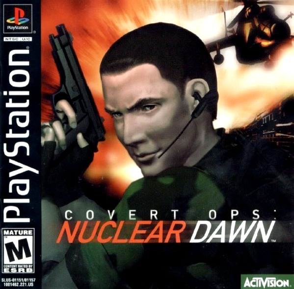 Covert Ops Nuclear Dawn Ps1 Russound Vector Fully