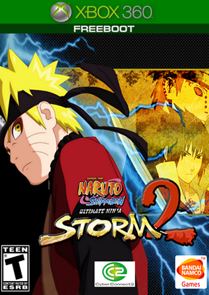 naruto ultimate ninja storm 2 ps3 скачать торрент
