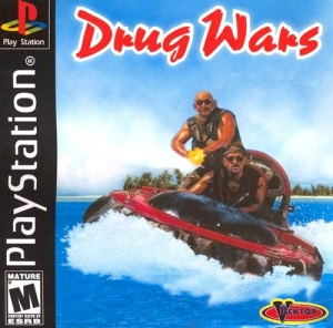 Crime Patrol 2: Drug Wars (PS1 / RUSSOUND)