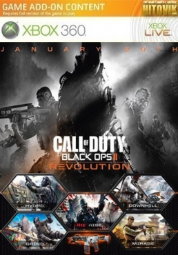 Call of Duty Black Ops 2 (allDLC / RUSSOUND)