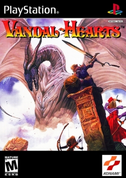Vandal Hearts (PS1 RUS)