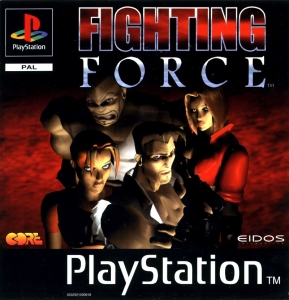 Fighting Force (PSOne / RUS)