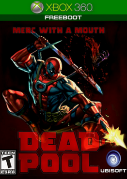 DEADPOOL (RUS) + (DLC) XBox 360