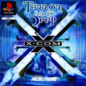 X-Com Terror from the Deep RUS