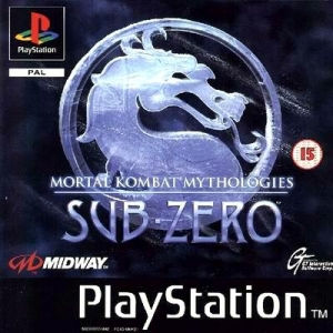 Mortal Kombat Mythologies Sub-Zero [PS1 RUS]