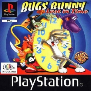 Bugs Bunny Lost in Time [PS1 Russound]