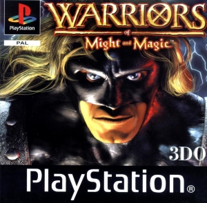 PS Warriors of Might and Magic (PSX Full RUS)