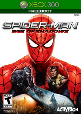 Spider-Man Web of Shadows (GOD/FreeBoot/RUS)