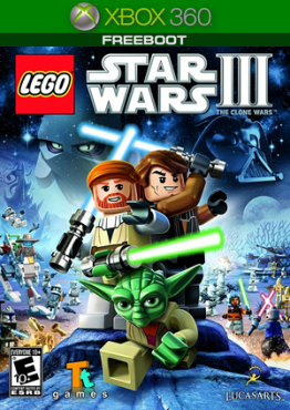Lego Star Wars III The Clone Wars (FreeBoot Rus)