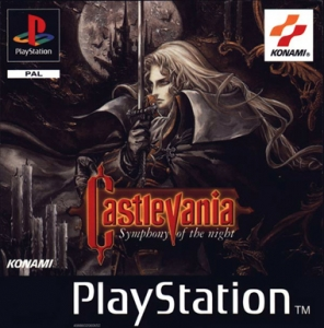 Castlevania Symphony of The Night [PS Meduza Team RUS]