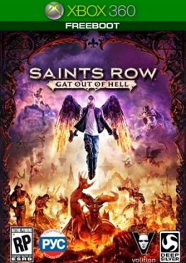 Saints Row: Gat Out of Hell [FreeBoot / God / RUS]