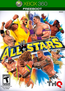 WWE All Stars FreeBoot
