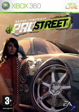 Need For Speed Pro Street (Russound)