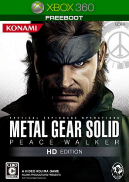 Metal Gear Solid: Peace Walker (FreeBoot Eng)