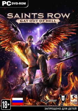 Saints Row: Gat Out of Hell (Steam-Rip) PC RUS