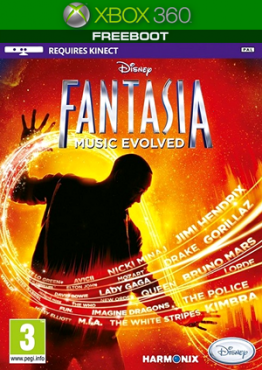 Fantasia: Music Evolved (GoD FreeBoot RUSSOUND)