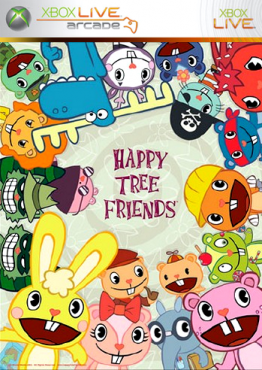 Happy Tree Friends: False Alarm (jtag Freeboot)