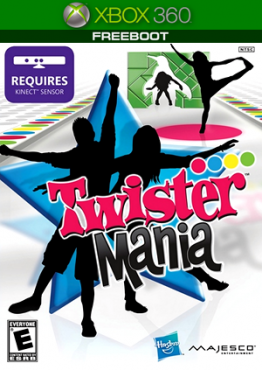 Twister Mania Kinect FreeBoot