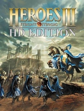 Heroes of Might & Magic III HD Edition (RUSSOUND) [L|Steam-Rip]