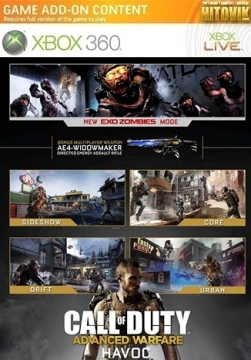 Call of Duty: Advanced Warfare DLC Havoc (FreeBoot)