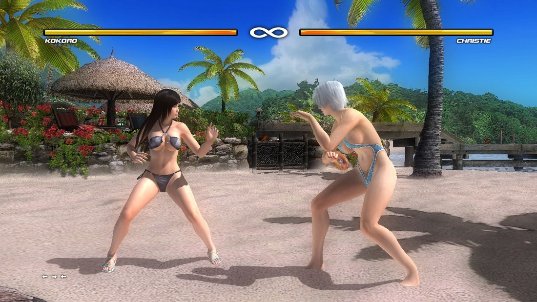 Dead or alive 5 last round core fighters tecmo 50th anniversary.
