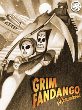 Grim Fandango Remastered (RUS|ENG) DL Steam-Rip от R.G. Игроманы
