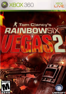 Tom Clancy's Rainbow Six: Vegas 2 (Русская версия)