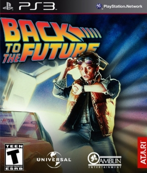 Back to the Future: The Game (RUSSOUND)