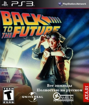Back to the Future The Game [All Episode Russound)