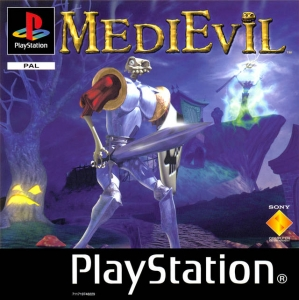 Medievil [PS1 RUSSOUND Vector]