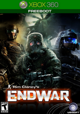 Tom Clancy's EndWar [Freeboot RUSSOUND]