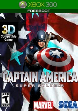Captain America: Super Soldier (RUS Freeboot)