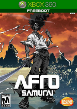 Afro Samurai [Rus FreeBoot]