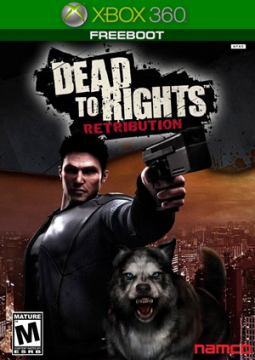 Dead to Rights: Retribution [Rus Freeboot]